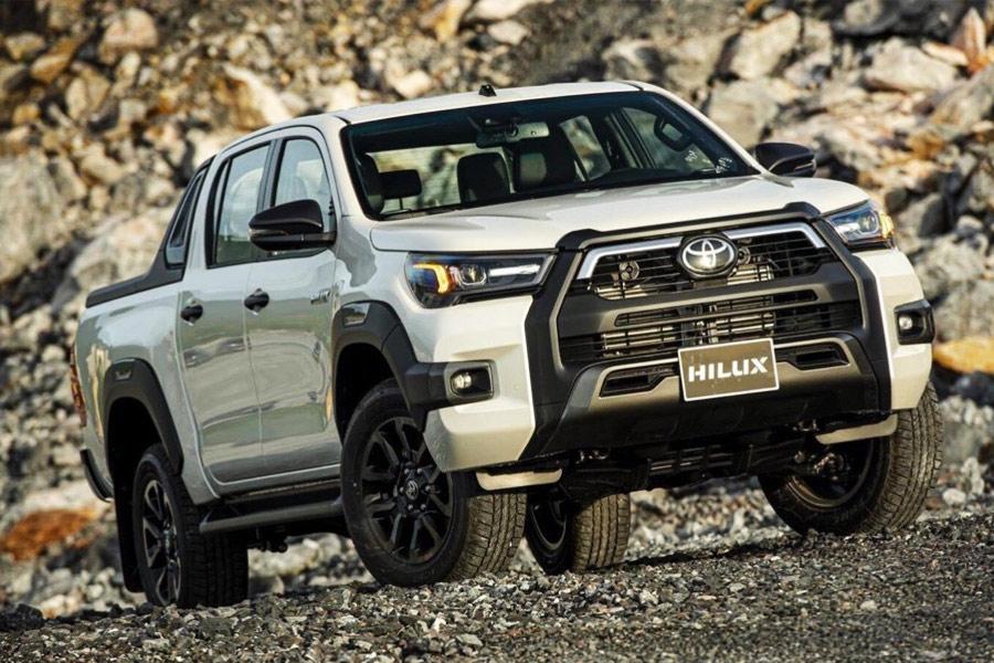 Toyota Hilux 2020: Giá khuyến mãi & Ưu đãi Mới