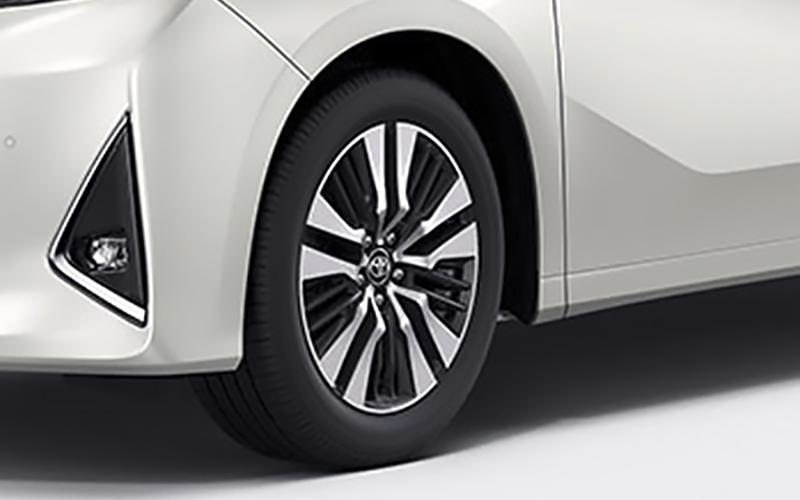 Mâm và bánh xe Toyota Alphard