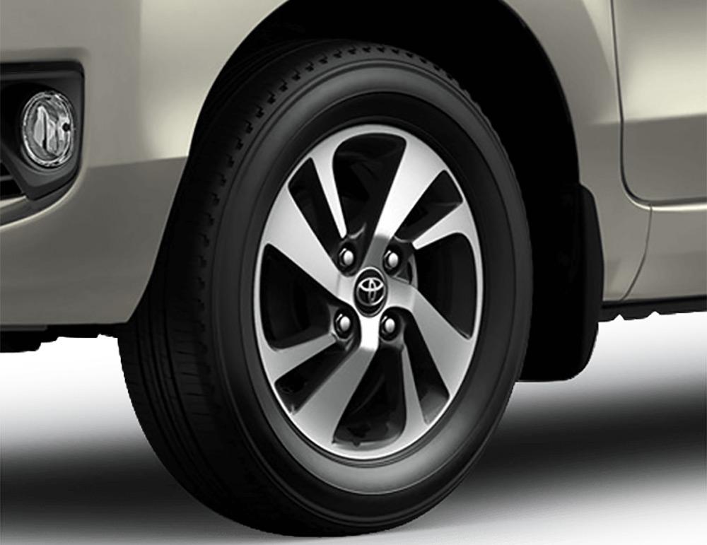 Toyota Avanza Ngoại Thất 3