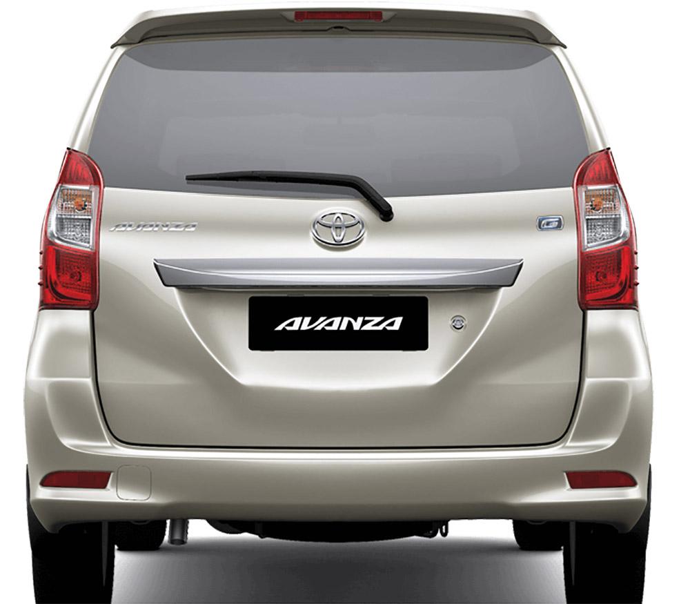 Toyota Avanza Ngoại Thất 4