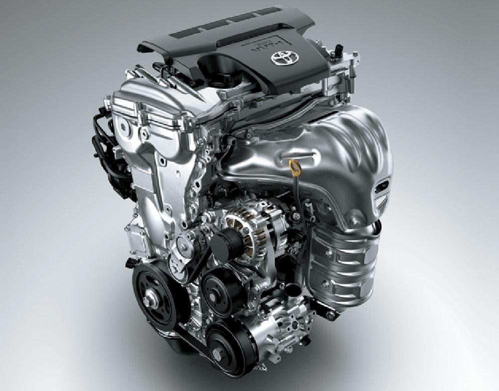 Toyota Camry Động Cơ