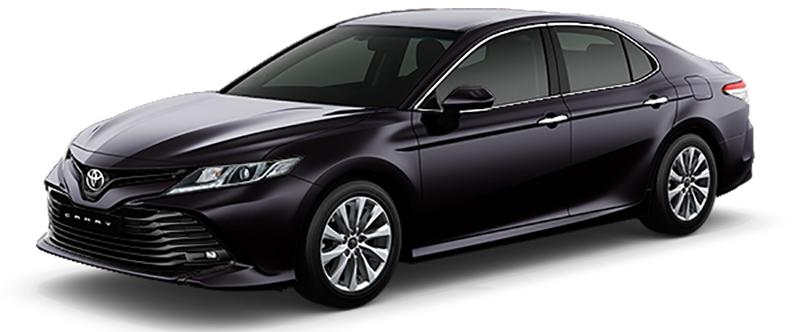 Toyota Camry Màu Đen