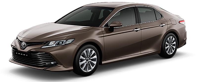 Toyota Camry Màu Ghi