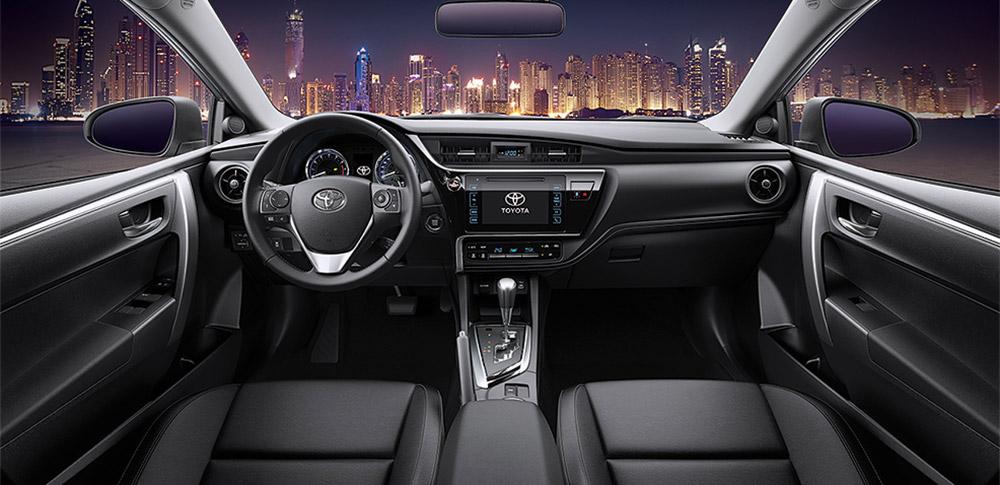 Toyota Corolla Altis Nội Thất 1
