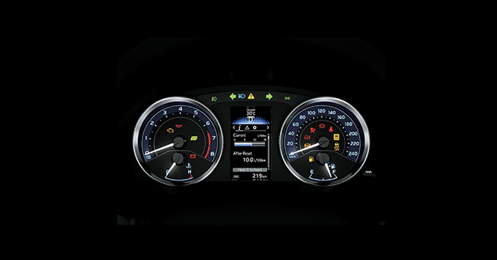 Toyota Corolla Altis Nội Thất 4