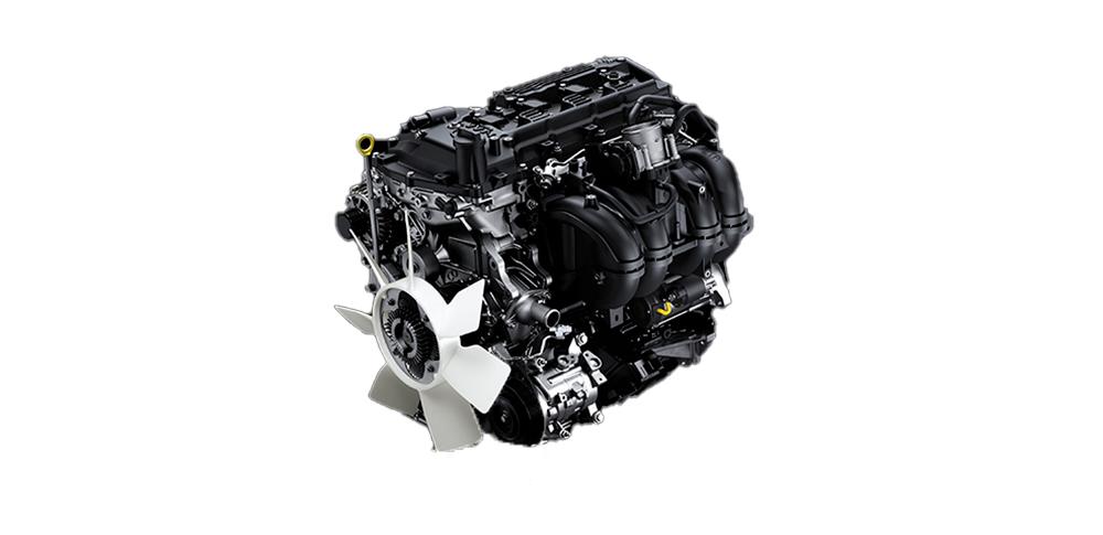 Toyota Fortuner Động Cơ