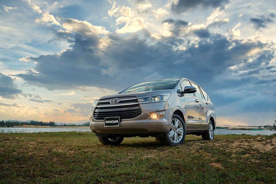 Toyota Innova Avatar