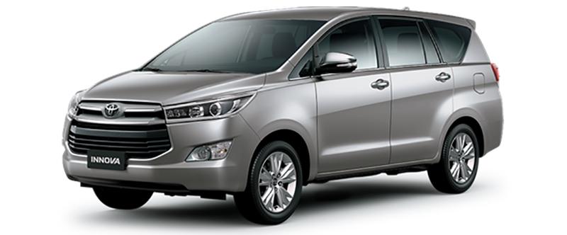 Toyota Innova Màu Đồng