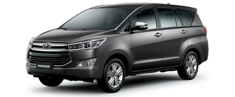 Toyota Innova Màu Xám