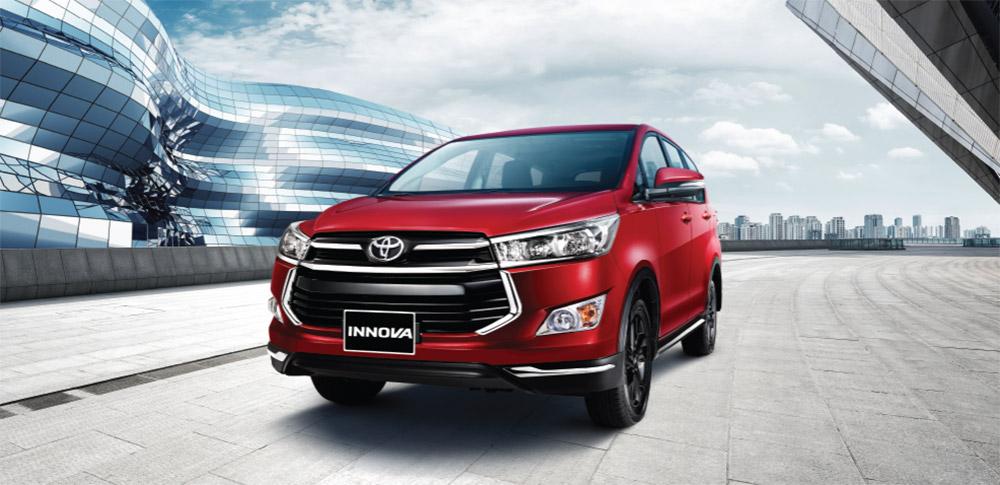 Toyota Innova Ngoại Thất 2
