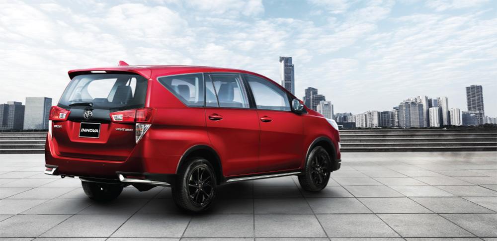 Toyota Innova Ngoại Thất 4
