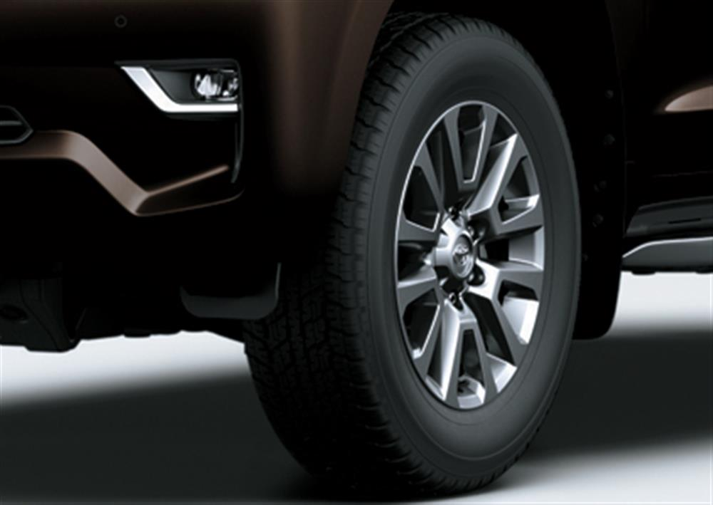 Mâm và bánh xe Toyota Prado
