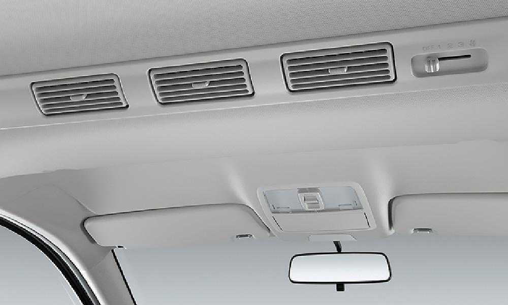 Điều hòa trên xe Rush - Toyota An Giang 3S
