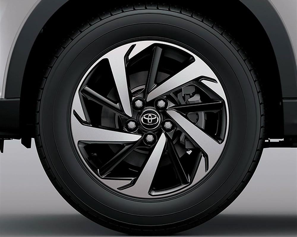 Mâm xe Rush - Đại lý Toyota An Giang