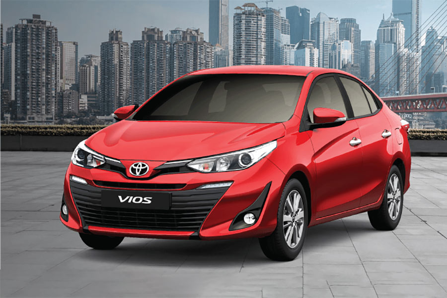 Toyota Vios Avatar