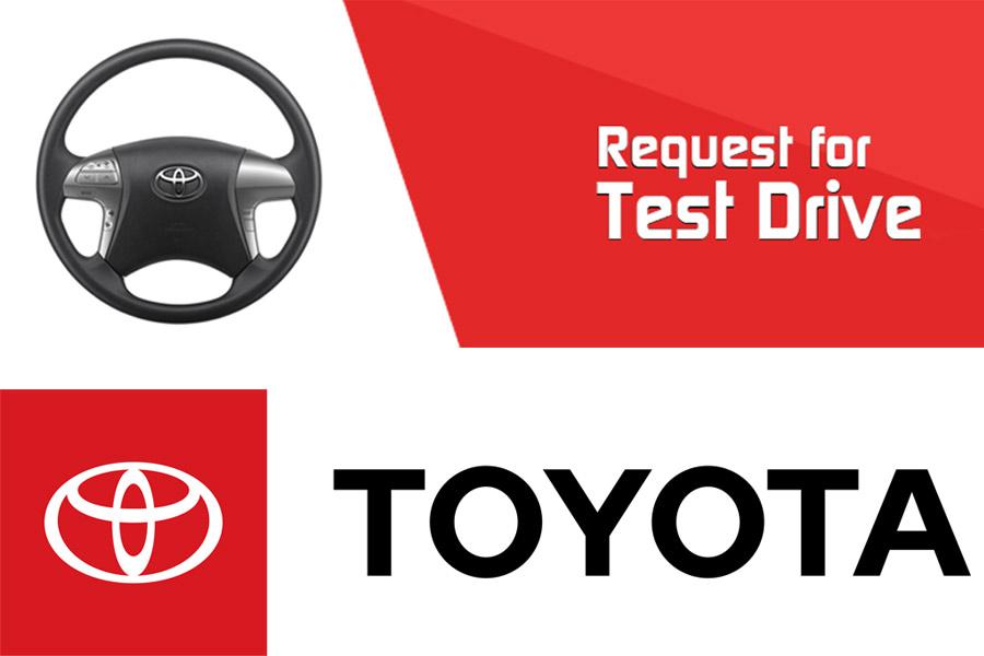 Đăng ký lái thử Toyota An Giang