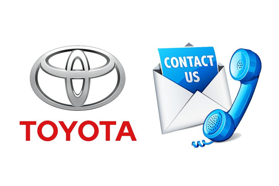 Thông tin liên hệ Toyota An Giang | Toyota Long Xuyên