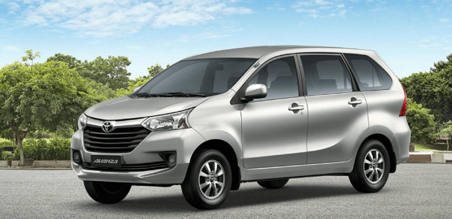 Toyota Avanza với thiết kế hiện đại cùng các đường dập nổi bên thân xe mang lại cảm giác vững chãi và khỏe khoắn.
