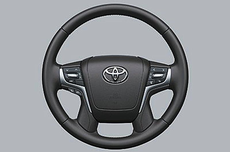 Vô lăng Toyota Prado