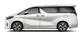 Giá xe Toyota Alphard - Toyota 3S An Giang