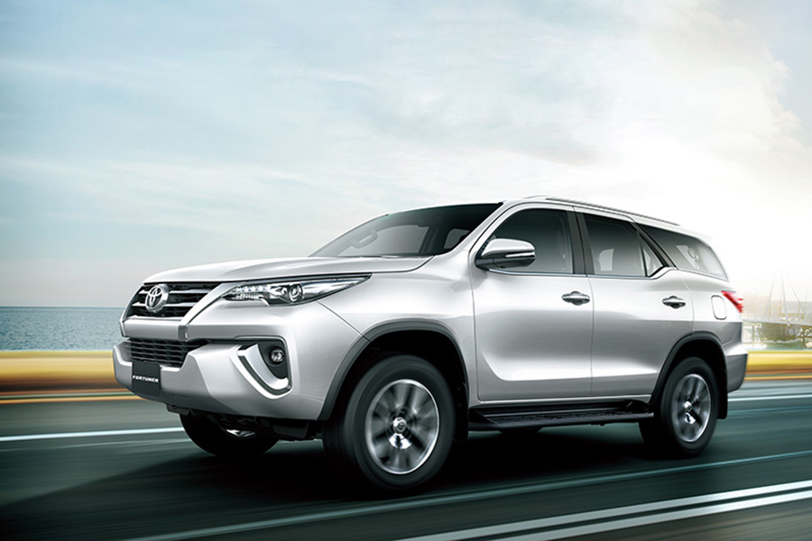 Toyota Fortuner Avatar