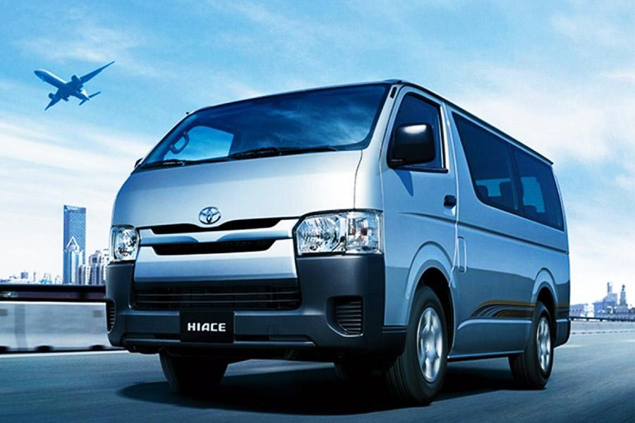 Toyota Hiace An Giang
