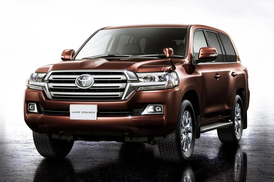 Toyota Land Cruiser An Giang