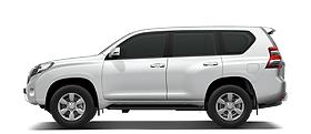 Giá xe Toyota Land Cruiser Prado
