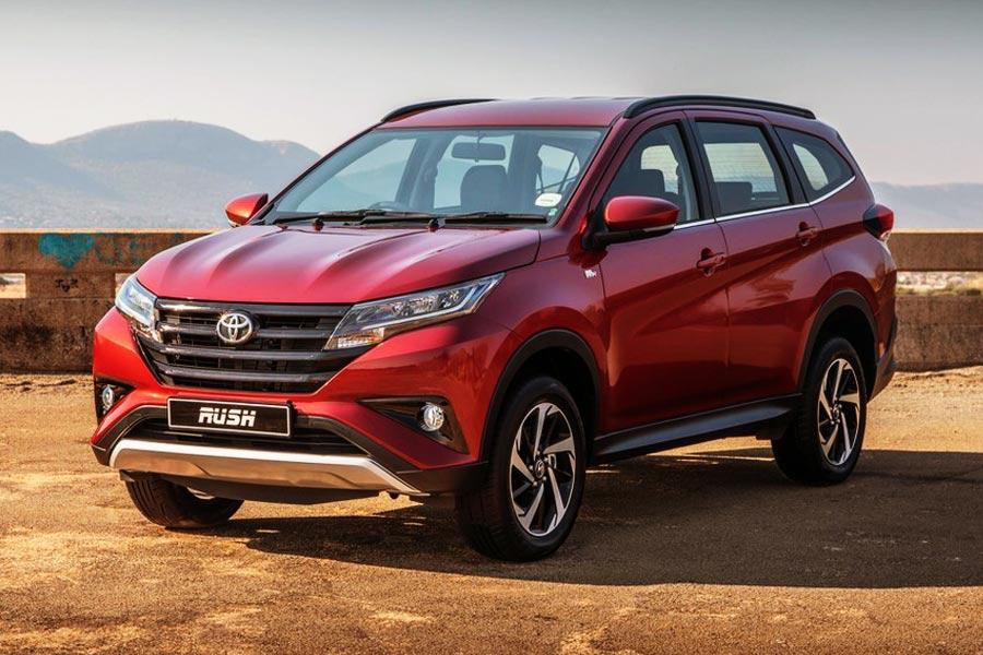 Toyota Rush An Giang