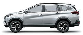 Giá xe Toyota Rush- Toyota 3S An Giang