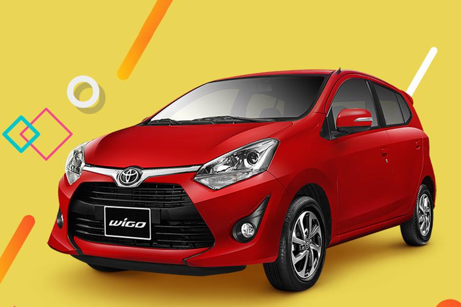 Toyota Wigo Avatar