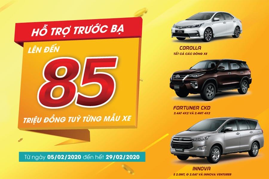 Toyota An Giang Tri Ân Khách Hàng