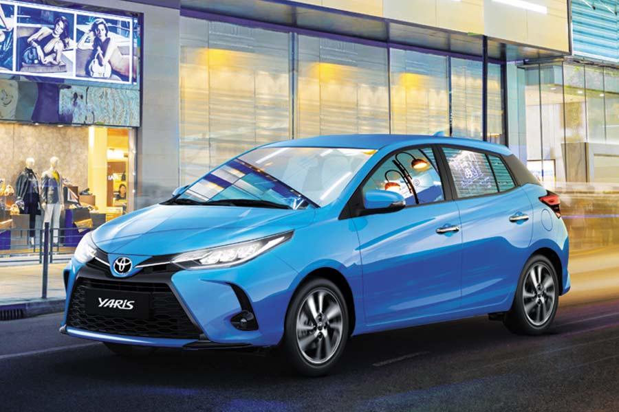 Toyota Yaris Avatar